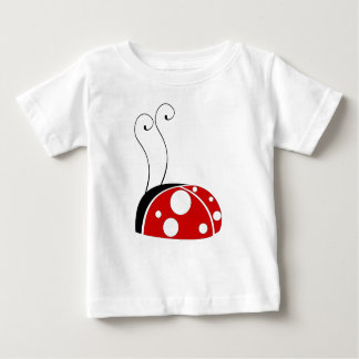 Ladybird Red Baby T-Shirt
