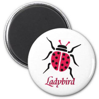 Ladybird Refrigerator Magnet