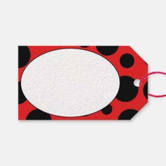 Ladybird spot - gift tags