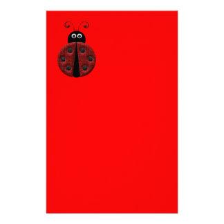 Ladybird Customised Stationery