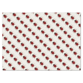Ladybird Tissue Paper