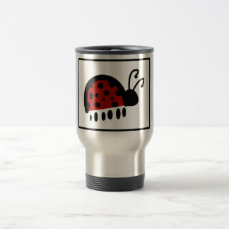 Ladybird Travel Mug