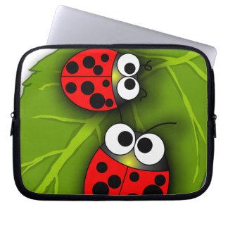 Ladybirds Laptop Sleeves
