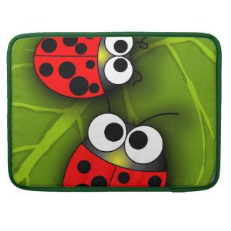 Ladybirds MacBook Pro Sleeves