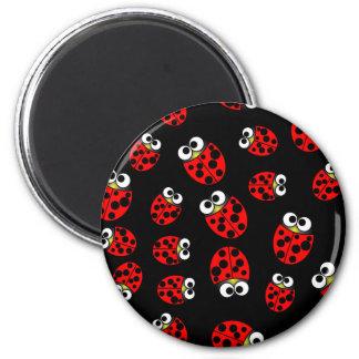 Ladybirds Magnet