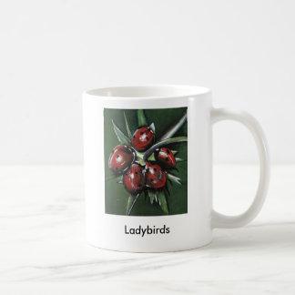 Ladybirds Uncomplicated Mug