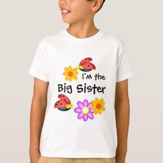 Ladybug and Flowers T-Shirt