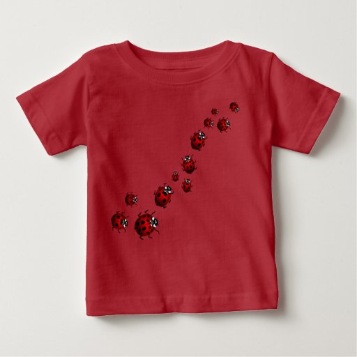 Ladybug Baby Shirts & Ladybug Baby Gifts