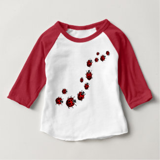 Ladybug Baby Shirts Ladybug Baby Jersey Customize