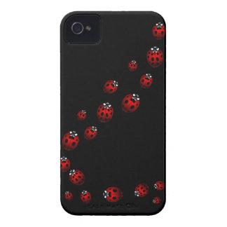 Ladybug Blackberry Case Lady Bird Smartphone Case