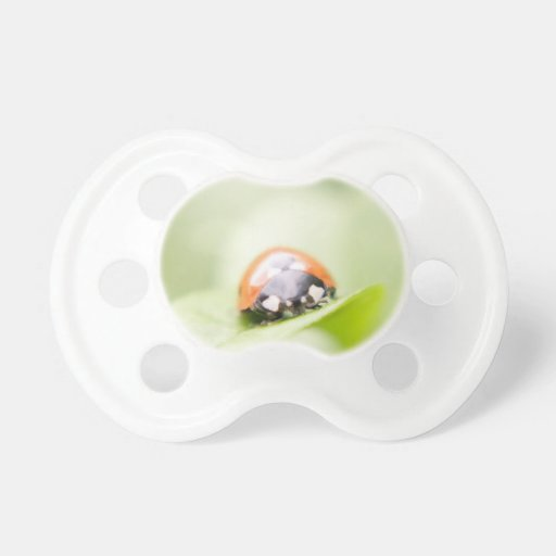 Ladybug by Tutti Baby Pacifier