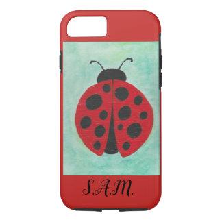 Ladybug Call Home iPhone 8/7 Case