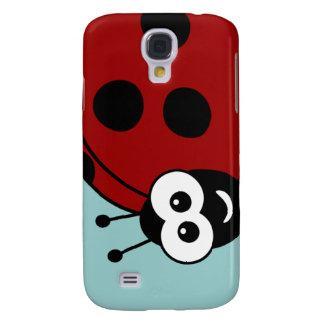 Ladybug Galaxy S4 Covers