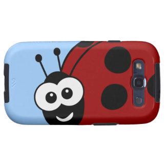 Ladybug Galaxy S3 Covers