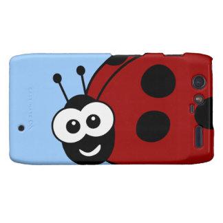 Ladybug Droid RAZR Cases