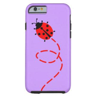 """""""Ladybug"""" Tough iPhone 6 Case"""