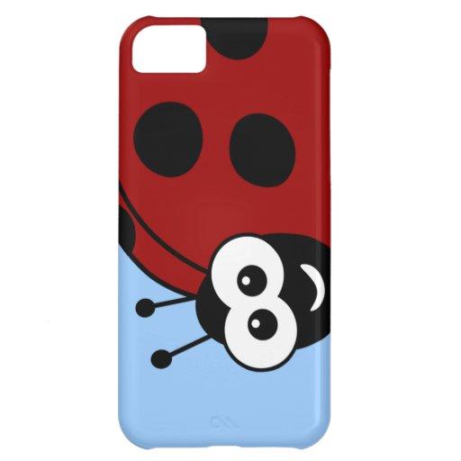 Ladybug Case For iPhone 5C
