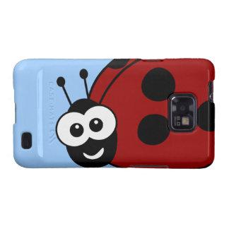 Ladybug Samsung Galaxy S Case
