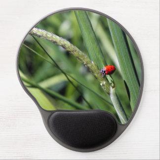 Ladybug Coccinellidae Gel Mousepads
