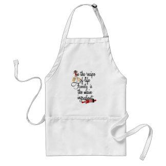 LadyBug Cooking Apron
