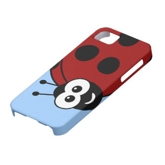 Ladybug Cover For iPhone 5/5S