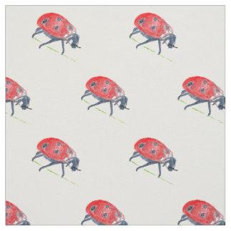 "Ladybug Custom Combed Cotton (56"" width) Fabric"