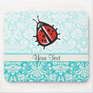 Ladybug; Cute Mouse Pad