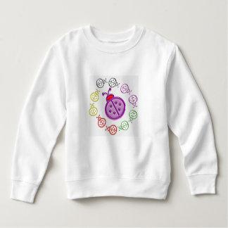 LadyBUG Dance: KIDS love Lady BUG n insects as pet Sweatshirt