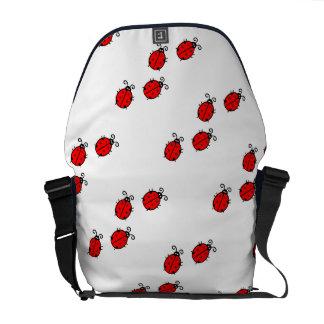 Ladybug dot Animal Office Custom Destiny Destiny'S Commuter Bags