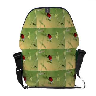 Ladybug dot Animal Office Custom Destiny Destiny'S Courier Bags