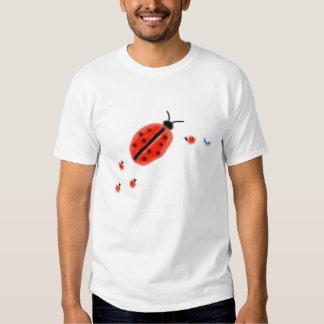 Ladybug Family Tshirt