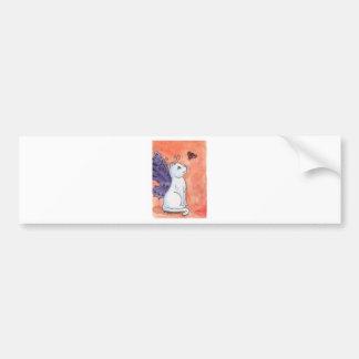 Ladybug Friend Bumper Sticker