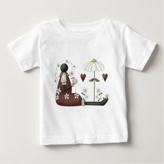Ladybug Friends Baby T-Shirt