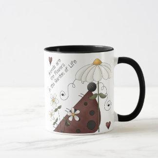 Ladybug Friends Mug