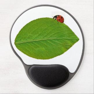 Ladybug Gel Mouse Mat