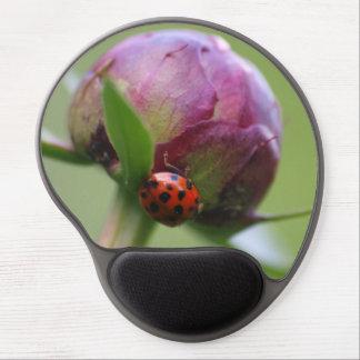 Ladybug Gel Mousepads