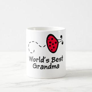 Ladybug Gma Mug