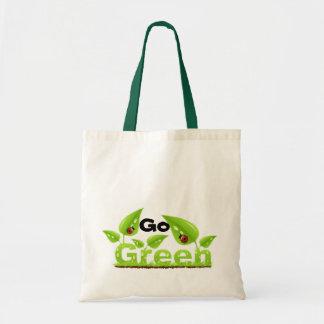 Ladybug Go Green