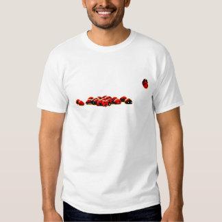 ladybug invasion t shirts