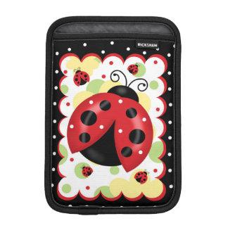 Ladybug iPad Mini Vertical Sleeve