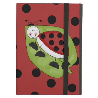 Ladybug iPad Powis with Kickstand iPad Air Cover