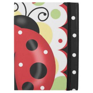 Ladybug iPad Pro Case with no Kickstand