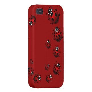 Ladybug IPhone 4 Case Lady Bird IPhone Gifts