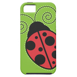 Ladybug iPhone 5 Case-Mate Tough