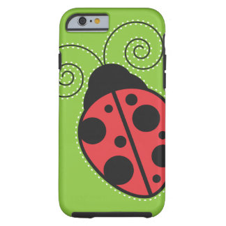 Ladybug iPhone 6 Tough Tough iPhone 6 Case