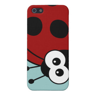 Ladybug iPhone 5 Cases