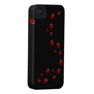 Ladybug iPhone Case Lady Bird iPhone 4 Case Gifts
