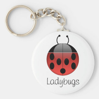 Ladybug Keychain Series 2