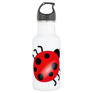 Ladybug - Ladybird 532 Ml Water Bottle