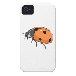 Ladybug Ladybird Beetle Case-Mate iPhone 4 Case
